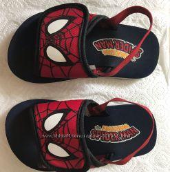Шлепки H&M Spider-Man стелька 18 см