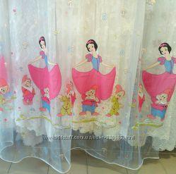 Тюль для девочек