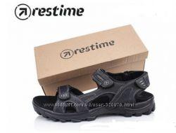 Босоножки мужские Restime - black