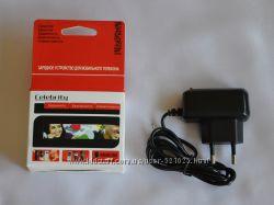 Фирменное зарядное устройство Celebrity тонкий штекер Nokia. Качество