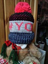 Зимняя шапка COLIN&acuteS