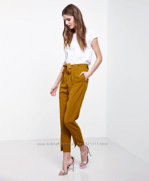 Ginatricot 3436р. германия. брюки класические. штани. штаны модние