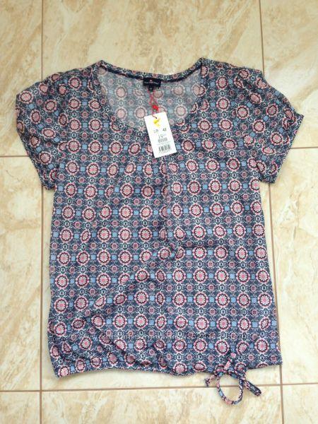 Via cortesa германия. s-m. блузка. футболка. блуза. нова.