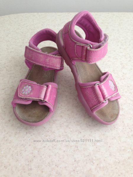 Elefanten босоножки 28р. германия. кожа. сандалии босоніжки для девочки