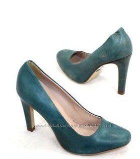 Туфли minelli италия 3637 кожа новие. туфлі