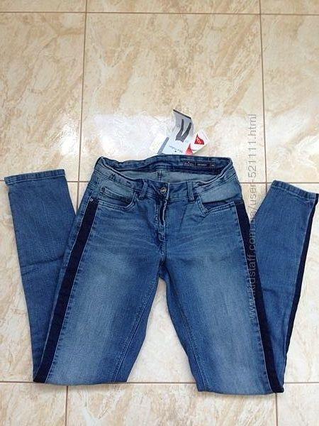 Джинсы Blue motion 36/38р. Германия. джинси скинни брюки. штани штаны