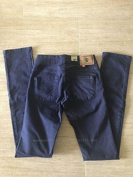 Джинсы брюки скинни Cimarron Испания XS s 24 26 Штани штаны