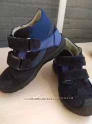 Демисезонные ботиночки Superfit р. 23 стелька 15, 2см кожа
