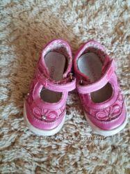 Туфельки деми 21 размера