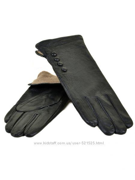 Женские перчатки, кожа, 10 моделек
