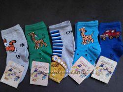Носочки для мальчиков, 14 размер