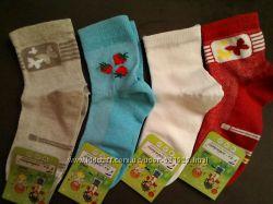 Носочки для девочек, 18 размер