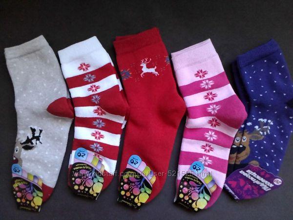 Носочки для девочек, 20 размер