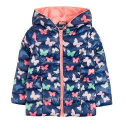 Стеганные демисезонные куртки Cool Club, Рост116, 122, 128, 134, 140, 146,