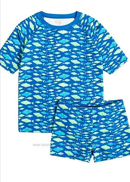 Солнцезащитный костюм для воды UF50 Cool Club, рост 98,104
