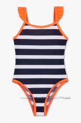 Качественные купальники C&A для девочек , Германия, размер 110-116, 122-128