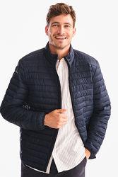 Стеганная демисезонная куртка  мужская  Angelo Litrico, C&A, Германия, S, M