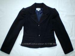 Школьная форма пиджак Лукас Lukas р. 134 темно-синий школьный девочке