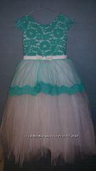 Нарядное платье, р. 128-134