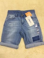 Модные джинсовые шорты LC Waikiki размер 6-7 лет