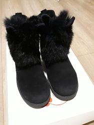 Зимние ботинки Мальви