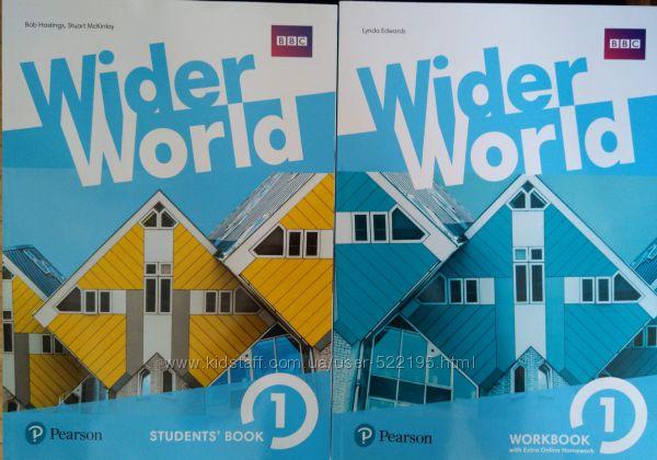 Wider World. Level 1 2 3 4 Уровни 1-4