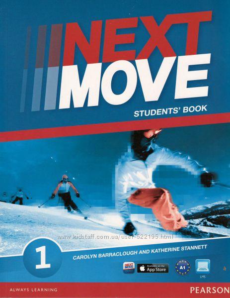 Next Move  1, 2, 3, 4 Pearson.