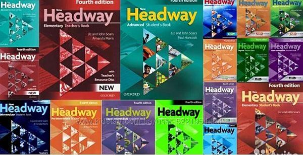 New Headway, 4th Edition. Все уровни
