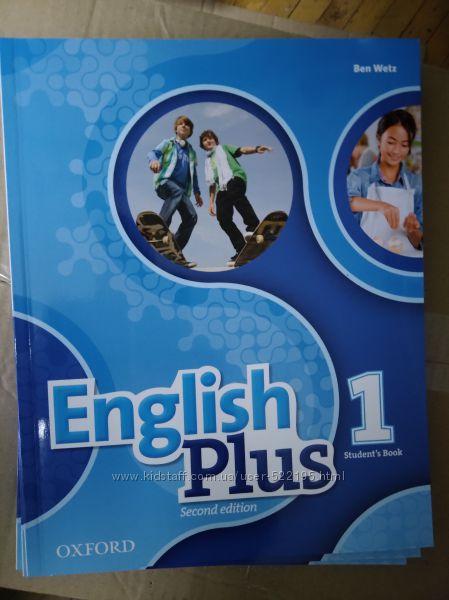 English Plus 2nd edition 1 2 3 4 starter