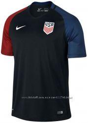 Nike новая мальчиковая футболка, США джерси