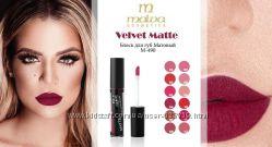 Матовая жидкая помада Malva Velvet Matte Lipgloss
