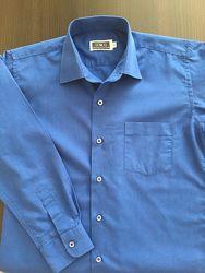 Рубашки для мальчика, р.30, 32. Р. 134. Б/у
