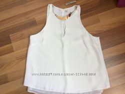 Нарядная стильная блуза без равкавка