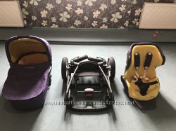 Maxi-Cosi универсальная коляска Mura Plus 4