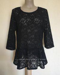 Брендовые блузы, рубашки из Европы - 18-20 р.