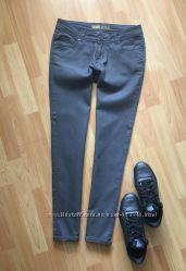 Брендовые джинсы, скинни из Европы - W27-28