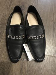 Туфли мокасины Zara новые