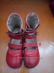 Туфли ортофут для девочки, стелька 22 см