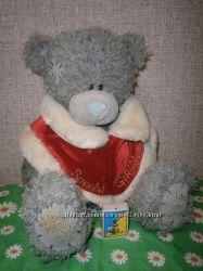Медведь большой  Мишка Тедди Teddy carte blanche Me to you