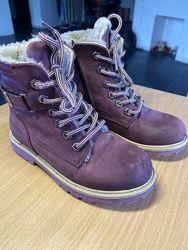 Ботинки Tip Top зимние для девочки