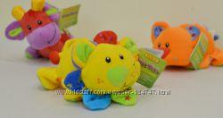 Мягкие игрушки Tolo Toy. Новые. 0-36мес. Ограниченный выпуск