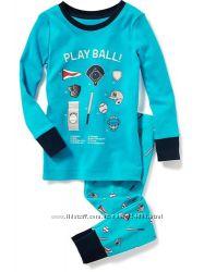 Пижамы для мальчика олд  неви на1.5- 2 года.
