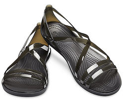 Кроксы Crocs Isabella Strappy Sandal w4 европ.33-34