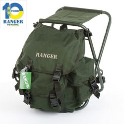 Стульчик складной Ranger FS 93112 RBagPlus Арт. RA 4401