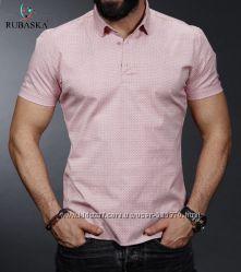 Мужские рубашки. Турция. Короткий рукав