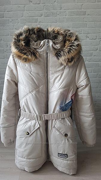Классная парка-пальто Lenne 170р. новое