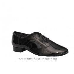 Туфли танцевальные мужской стандарт Club Dancе 92102
