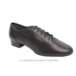 Туфли танцевальные мужской стандарт-универсал Club Dancе МС1