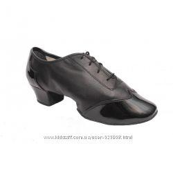 Туфли танцевальные мужская латина club dancе ml15