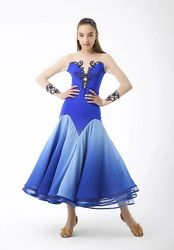 Платье St 745-1 &laquoАфина&raquoс камнями